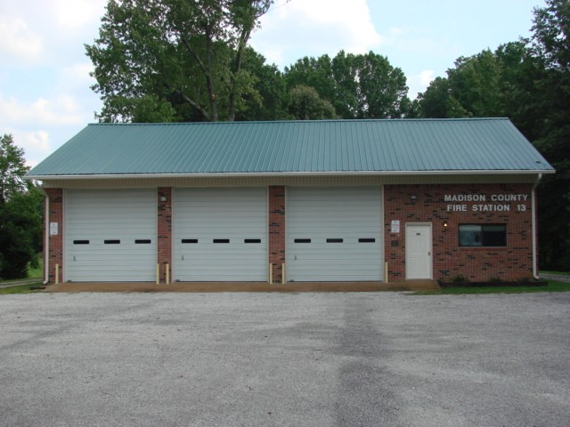 Fire Station 13